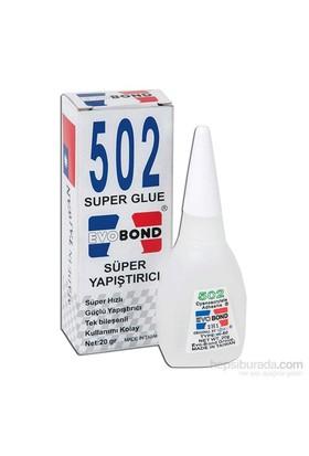 AutoCet Evo Bond 502 Super Glue Süper Yapıştırıcı (Orjinal) 3426a