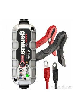 Noco Genius G1100 6V/12V 40Ah Ultrasafe Akıllı Akü Şarj Ve Akü Bakım