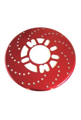 Dreamcar Disk Aynası 2'li Kırmızı 8020502