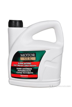 Motorsilk 3lt Antifreeze