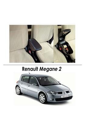 Bylizard Renault Megane 2 Kol Dayama Kolçak Siyah - Araca Özel