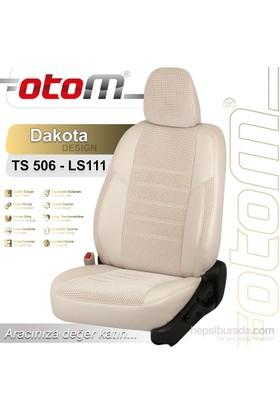 Otom Hyundaı I30 2012-Sonrası Dakota Design Araca Özel Deri Koltuk Kılıfı Siyah-104