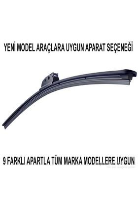 Silecek Marka Model Uyumlu 9 Aparatlı 45 cm