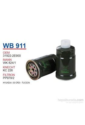 Wunder HYUNDAI i30 CRDI - TUCSON Mazot Filtresi OEMNO:31922-2E900