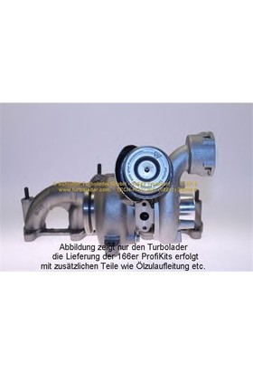 Garet 7518515004S Turbo Sarj - Marka: Vw - Caddy - Yıl: 04-10