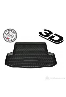 L.Locker Ford Focus 3 Sedan 2012 Sonrası 3D Bagaj Havuzu