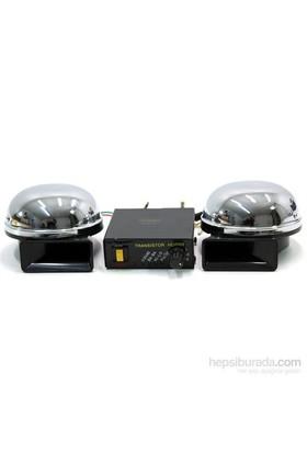 ModaCar 6 Değişik Sesli Gong Yankılı Korna 311203