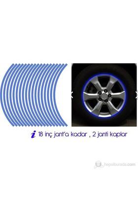 Modacar Mavi Jant Fosforu 424772