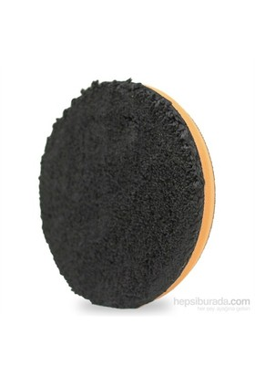Adam's Polishes Orange Microfiber Cutting Pad - Çizikleri Gideren Mikrofiber Polisaj Pedi - 105mm