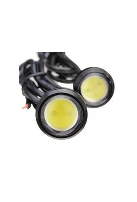 Knmaster Kartal Gözü Gündüz Farı Eagle Eye Led Kırmızı