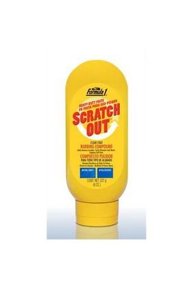 Formula 1 Scratch Out Çizik Alıcı Pasta Cila 227 Ml. Made in U.S.A 045038