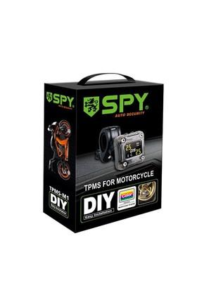 Spy Tpms-M1 Motosiklet Lastik Basınç Gösterge Sistemi