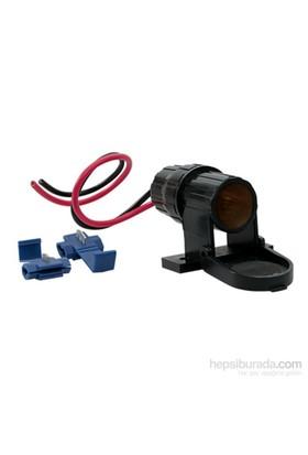 Lampa P3 Su Geçirmez Yüzeye Monte Çakmak Soketi 39067