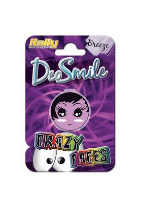 Deo Smile Crazy Faces Breeze