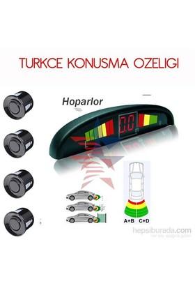 InwellsTürkçe Konuşan Arka Park Sensörü 1,5 MT >> 348864