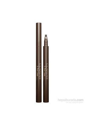 Clarins 3-Dot Liner 02 Brun Eyeliner