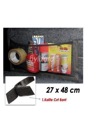 ByLizard Fileli Bagaj Düzenleyici Cepli Organizer 27 X 48 Cm