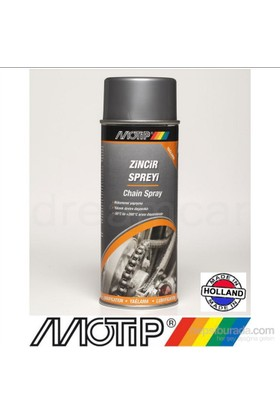 Motip Süper Zincir Yağlayıcı Sprey 400 Ml. Made in Holland 04000572