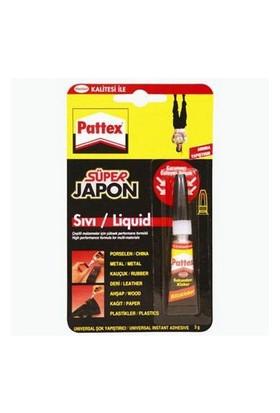 Pattex Süper Japon Glue Hızlı Yapıştırıcı 3 gr. 040210