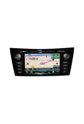Cyclone Nissan Qashqai Navigasyon Multimedya Dvd Mp3 Geri Görüş Kamerası