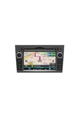 Cyclone Opel Astra H / Corsa Navigasyon Multimedya Dvd Mp3 Geri Görüş Karmerası