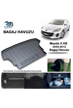 Autoarti Mazda 3 Hb Bagaj Havuzu 2009/2012-9007622
