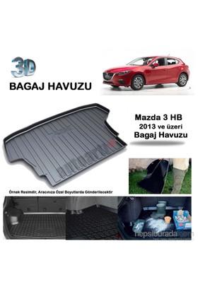 Autoarti Mazda 3 Hb Bagaj Havuzu 2013/Üzeri-9007623