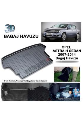Autoarti Opel Astra H Sedan Bagaj Havuzu-9007639