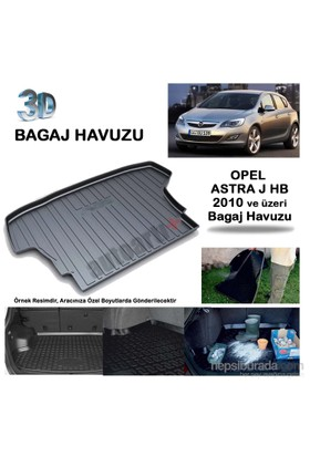 Autoarti Opel Astra J Hb Bagaj Havuzu-9007640