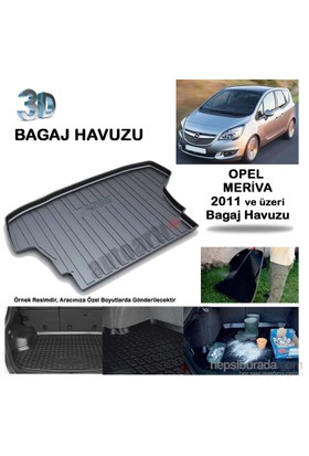 Autoarti Opel Meriva Bagaj Havuzu 2011/Üzeri-9007647