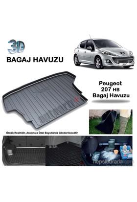 Autoarti Peugeot 207 Bagaj Havuzu-9007650