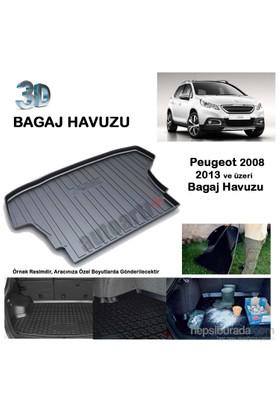Autoarti Peugeot 2008 Crossover Bagaj Havuzu-9007652
