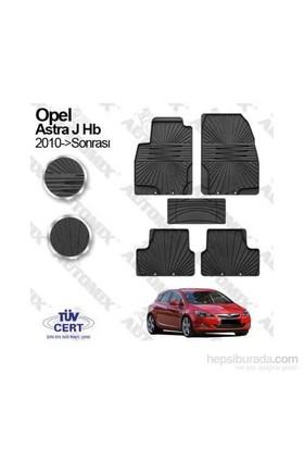 Carda Opel Astra J Hb Oto Paspas Seti 2010 Siyah