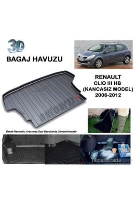 Autoarti Renault Clio Iıı Hb Kancasız Bagaj Havuzu-9007676