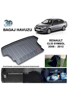 Autoarti Renault Clio Symbol I Bagaj Havuzu 1999/2008-9007677