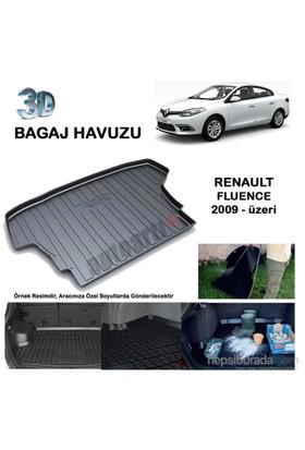 Autoarti Renault Fluence Bagaj Havuzu-9007678