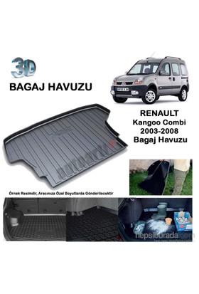 Autoarti Renault Kangoo 2003/2008 Bagaj Havuzu-9007682