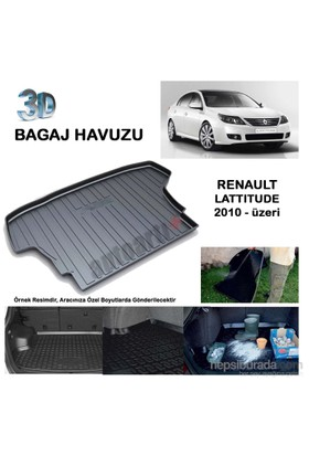 Autoarti Renault Latitude Bagaj Havuzu-9007687