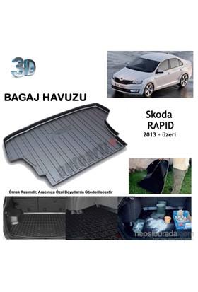 Autoarti Skoda Rapid Bagaj Havuzu-9007706