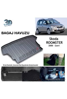 Autoarti Skoda Roomster Bagaj Havuzu-9007707