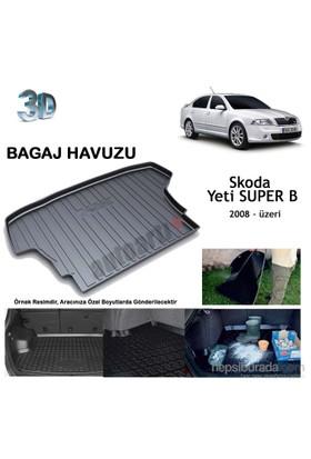 Autoarti Skoda Superb Bagaj Havuzu 2008/Üzeri-9007708