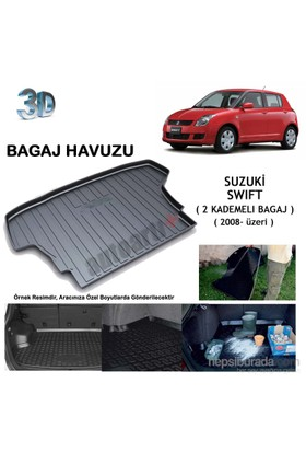 Autoarti Suzuki Swift Bagaj Havuzu 2008/Üzeri-9007713