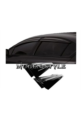 Carat Renault Fluence Mugen 4Lü Cam Rüzgarlık