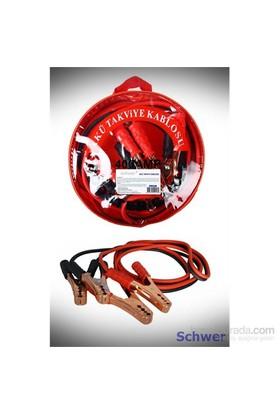 Schwer Akü Takviye Kablosu 400 Amper Çantalı
