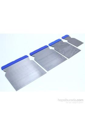 MxS 4'lü Çelik Macun Uygulama Küreği 102792