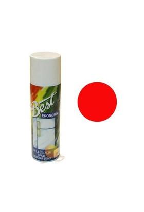 Best Selülözik Kırmızı Sprey Boya 095011