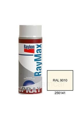Raymax Parlak Beyaz (Ral 9010) Akrilik Sprey Boya 400 Ml. 04256141
