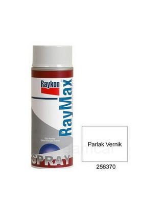 Raymax Parlak Vernik Akrilik Sprey Boya 400 Ml. 04256370