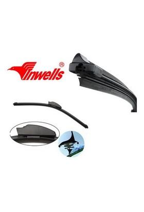 Inwells Araca Özel 6 Aparatlı Muz Tipi Yeni Nesil Silecek 400 mm. 20072