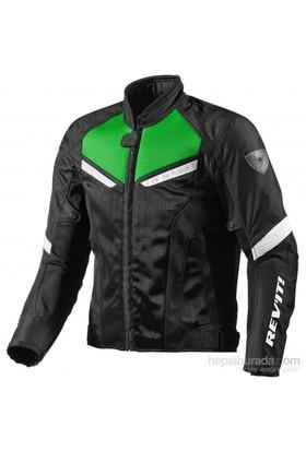 Revit Gt-R Air Yazlık Fileli Mont (Yeşil-Siyah)